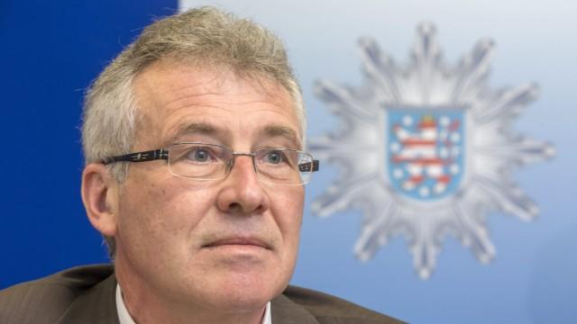 Thüringer LKA-Chef Werner Jakstat sieht sich schweren Vorwürfen ausgesetzt.