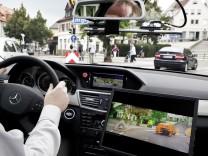 Fahrerassistenzsysteme, Daimler AG, Mercedes