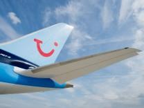 TUI Travel Jahreszahlen