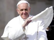 Papst Franziskus ist 'Mensch des Jahres'