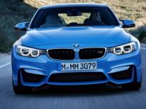 BMW M3, BMW M4 Coupé, BMW
