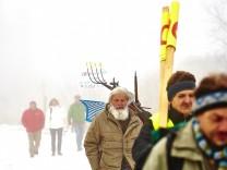 Jochberg nochBerg Protestmarsch