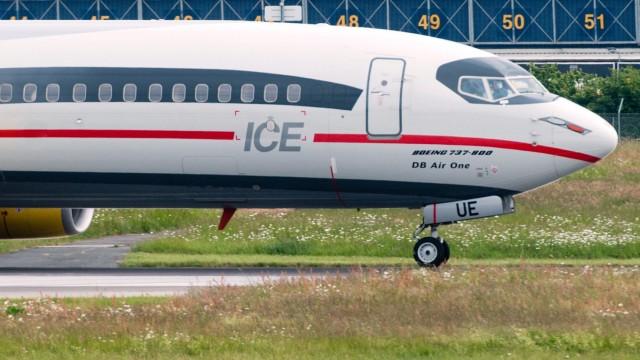 Fliegender ICE