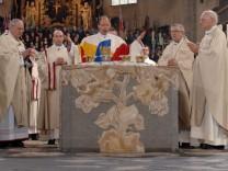 Amtseinführung Bischof Stephan Ackermann in Trier