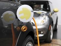 Elektrofahrzeuge, Elektroauto, Mobilität