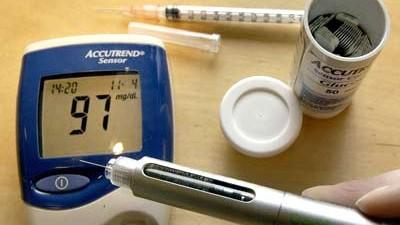 Übertriebene Diabetes-Gefahr