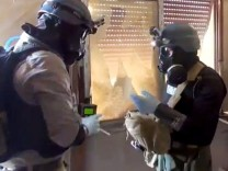 Chemical weapons used in Syria, UN says