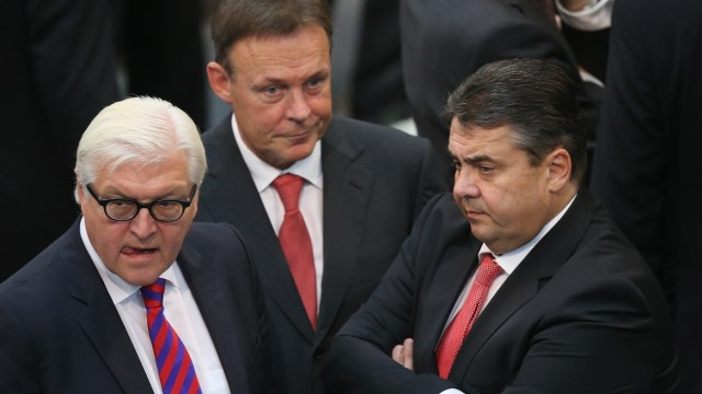 New Bundestag Convenes As Old Government Is Dismissed