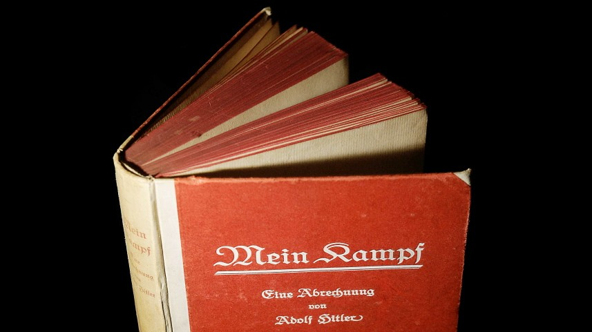 BRITAIN-MEIN KAMPF-AUCTION 4