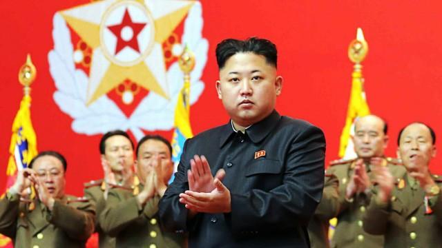 Kim Jong Un, Nordkorea