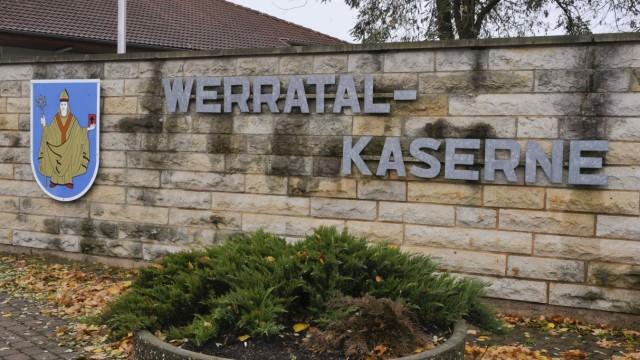 Bundeswehr Werratal-Kaserne in Bad Salzungen