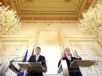 Austria to form new government