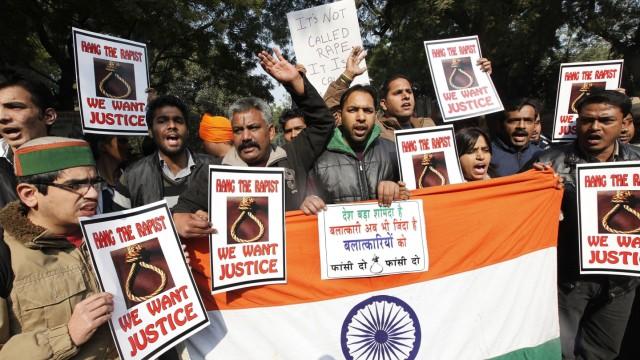 Ein Jahr nach Vergewaltigung in Indien