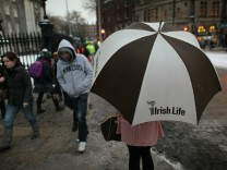 Ireland Struggles Under The Weight Of An Economic Crisis After EU Bailout