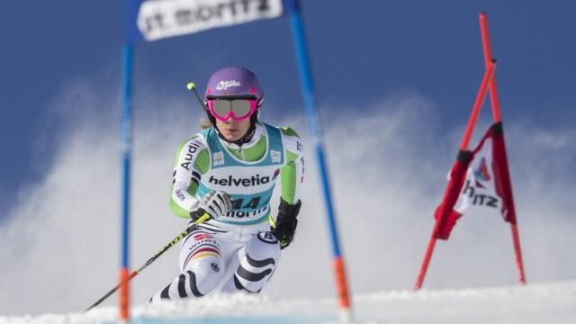 Alpine Skiing World Cup in St. Moritz
