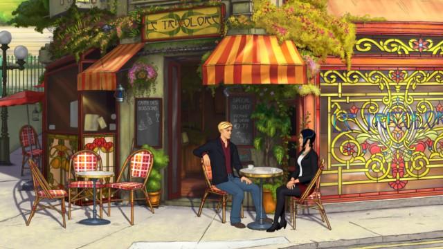 Baphomets Fluch 5: Pariser Café