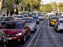 Audi, Istanbul, Verkehr