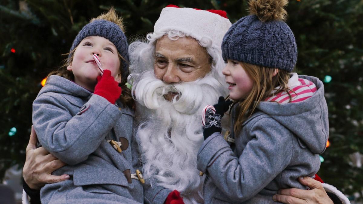 Skandal in US-Talkshow um Santa Claus\' Hautfarbe - Panorama ...