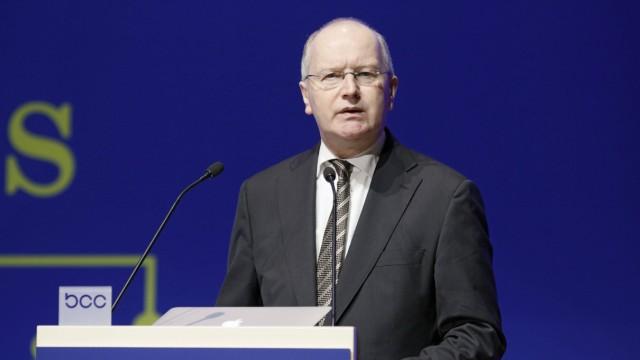 Klaus-Dieter Fritsche CSU Geheimdienst Staatssekretär