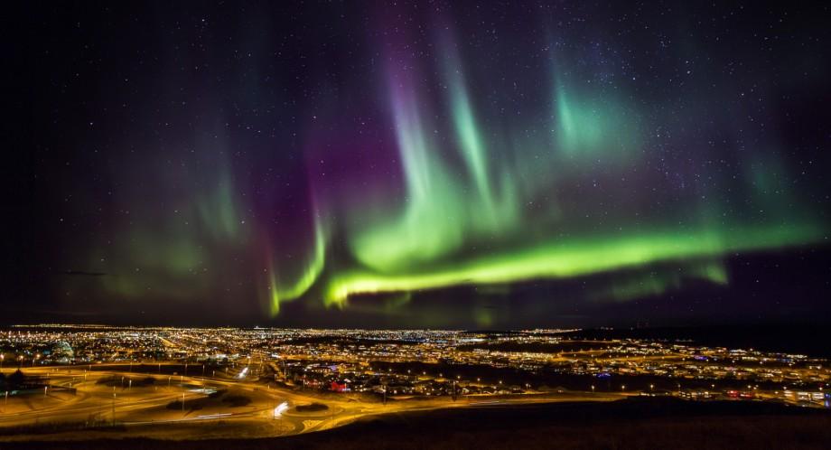 Weihnachtsessen Island.Reiseziele Für Die Weihnachtsflucht Zum Polarlicht Nach Island Auf