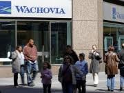 Wachovia, Reuters