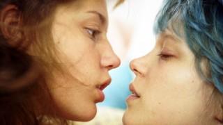 Kinostarts - 'Blau ist eine warme Farbe'