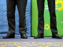 Schwarz-Grüne Verhandlungen beginnen in Wiesbaden