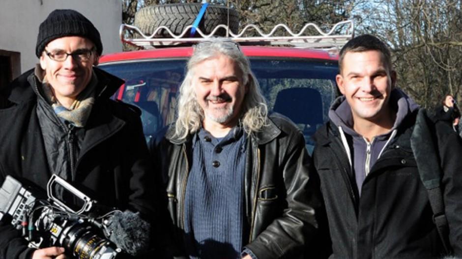 Attila Boa, Michael Glawogger, Manuel Siebert
