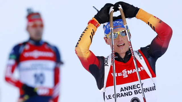Biathlon World Cup in Annecy - Le Grand Bornand