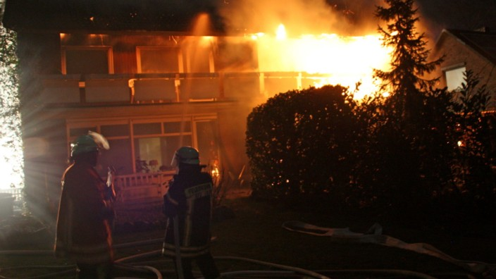 Todesopfer bei Wohnungsbrand