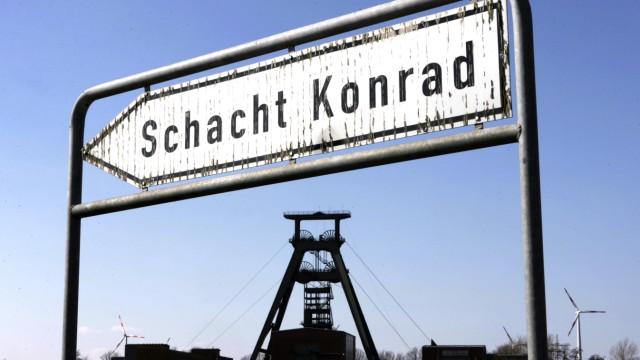 Schacht Konrad in Salzgitter