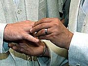 homo-ehe schwule heiraten ddp