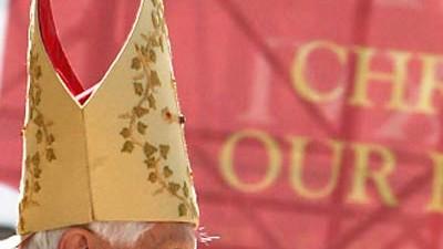 Benedikt XVI. in den USA