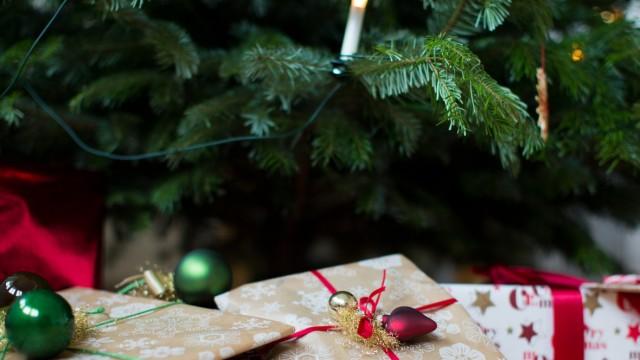 Geschenke zu Weihnachten