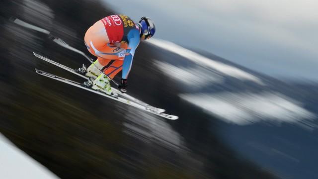 Alpine Skiing World Cup in Val Gardena