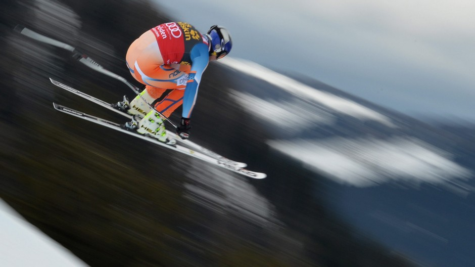 Alpine Skiing World Cup in Val Gardena