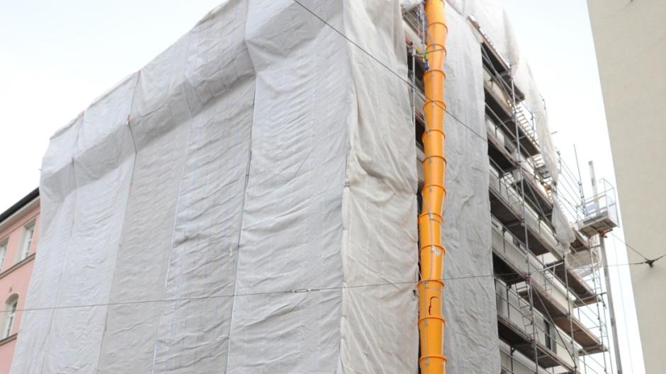 Wohnungsmarkt München Rüde Sanierungsmethoden