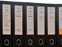 Untersuchungsausschuss im Thüringer Landtag