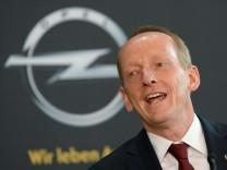Adam Opel AG - Karl-Thomas Neumann