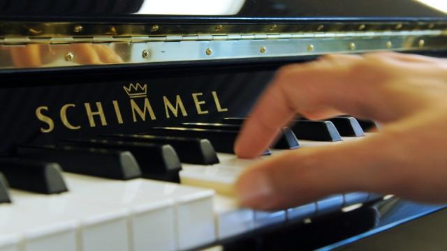 Klavierbauer Schimmel meldet Insolvenz an