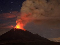 Popocatepetl Mexiko