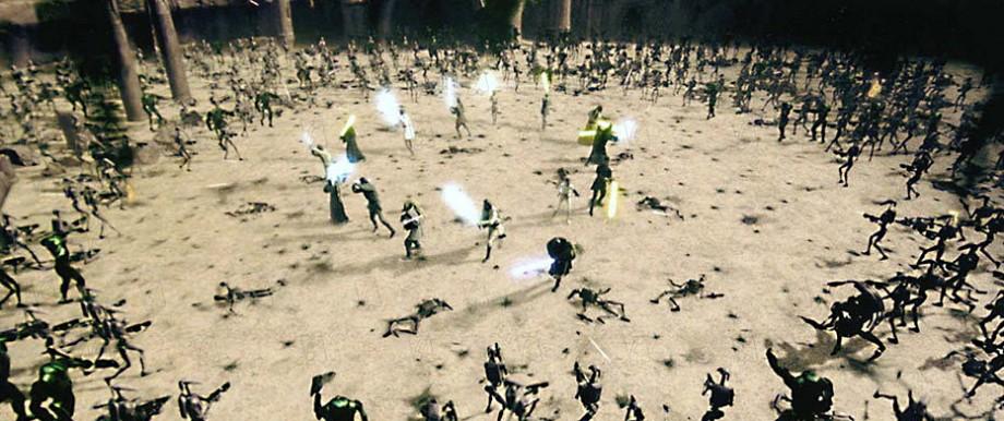 Episode II - Angriff der Klonkrieger