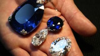 Versteigerung von Diamanten bei Christie's