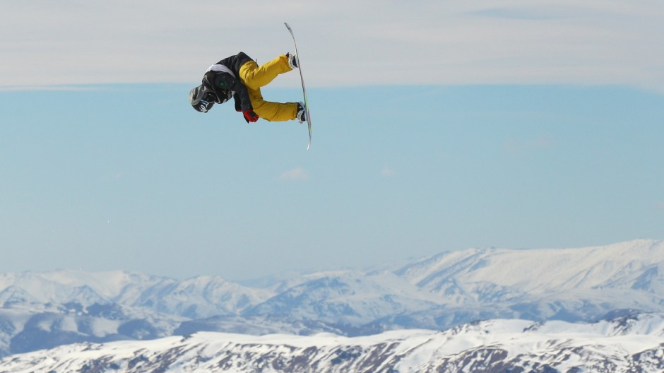 BESTPIX  Winter Games NZ - Day 12: Snowboard Big Air