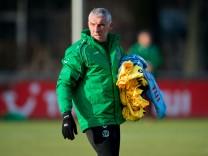 Training Hannover 96 - Mirko Slomka