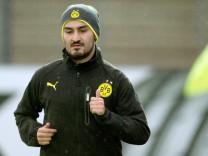 BVB-Profi Ilkay Gündogan vor Comeback