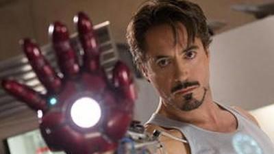 """Comicverfilmung """"Iron Man"""""""