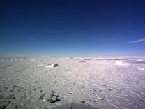 Schon gewusst? Arktis-Eis 2013