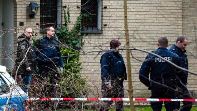 Zwei tote Personen in Gütersloh aufgefunden