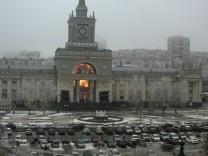Wolgograd Explosion Russland